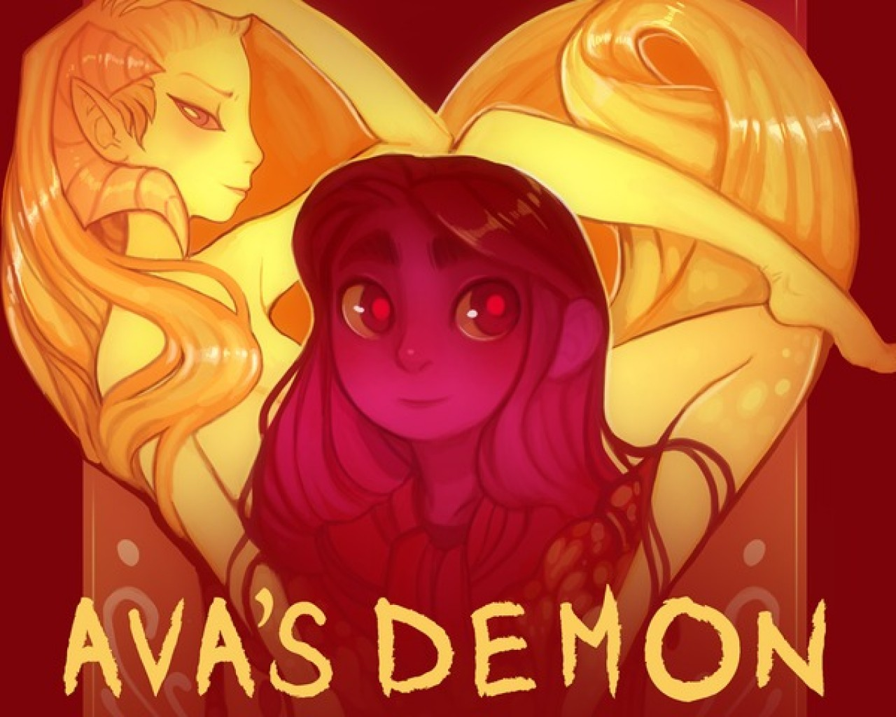 Preview Image 1 for Ava's Demon