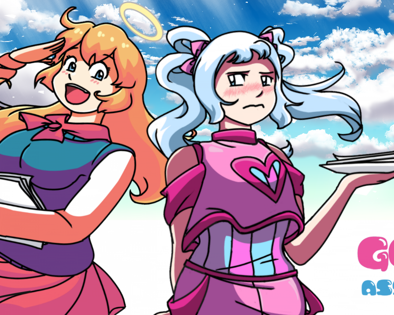 Preview Image 1 for God's Assistant / Kami's Assistant