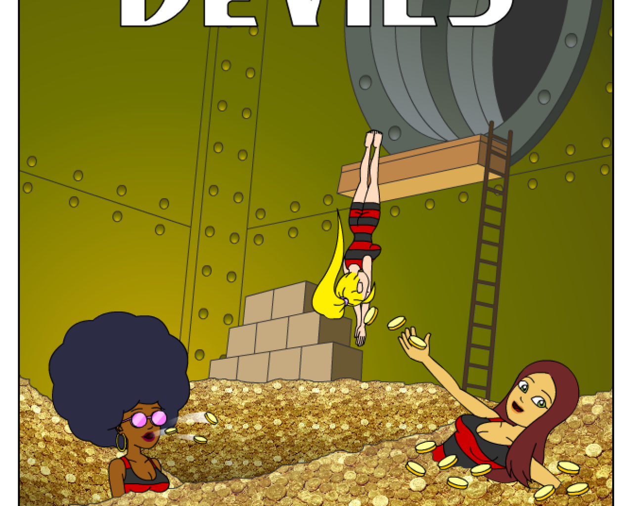 Preview Image 3 for Chuck's Devils