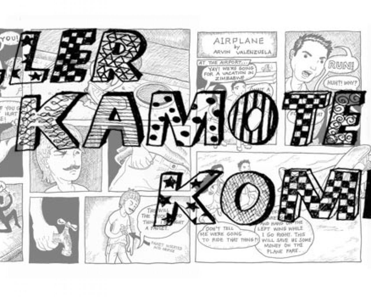 Preview Image 1 for Killer Kamote Komiks