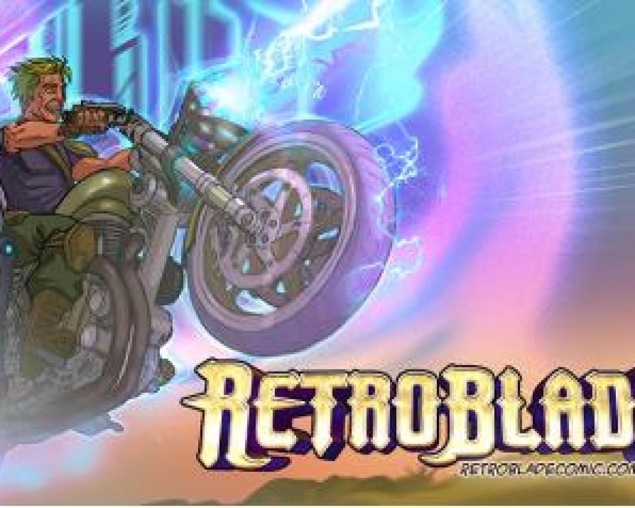 Preview Image 1 for RetroBlade