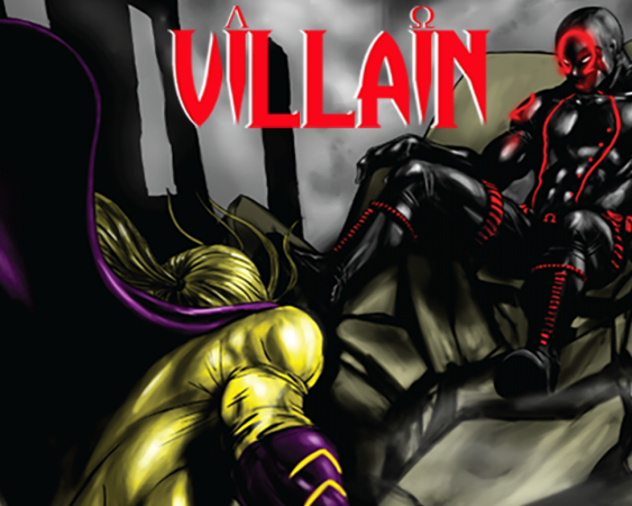 Preview Image 1 for Villain