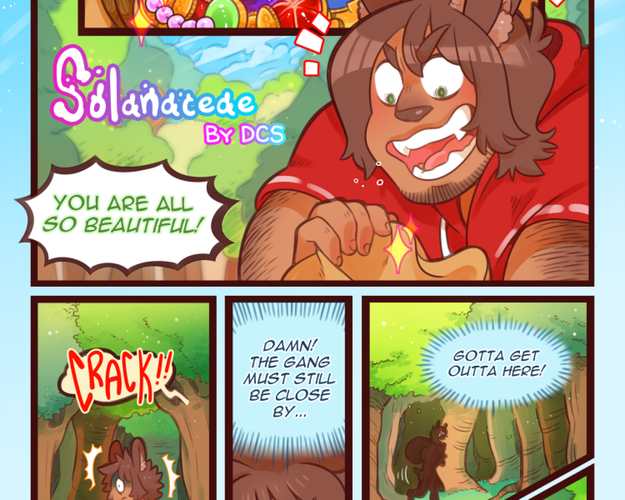 Preview Image 1 for Solanaceae - Prologue