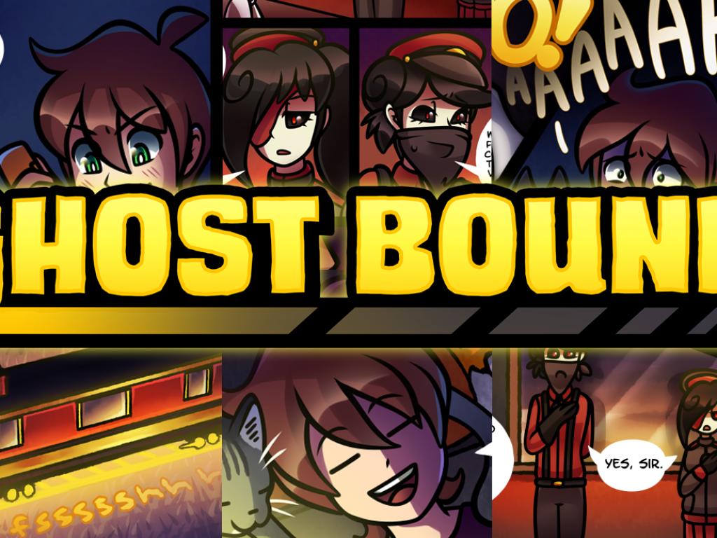 Ghost Bound