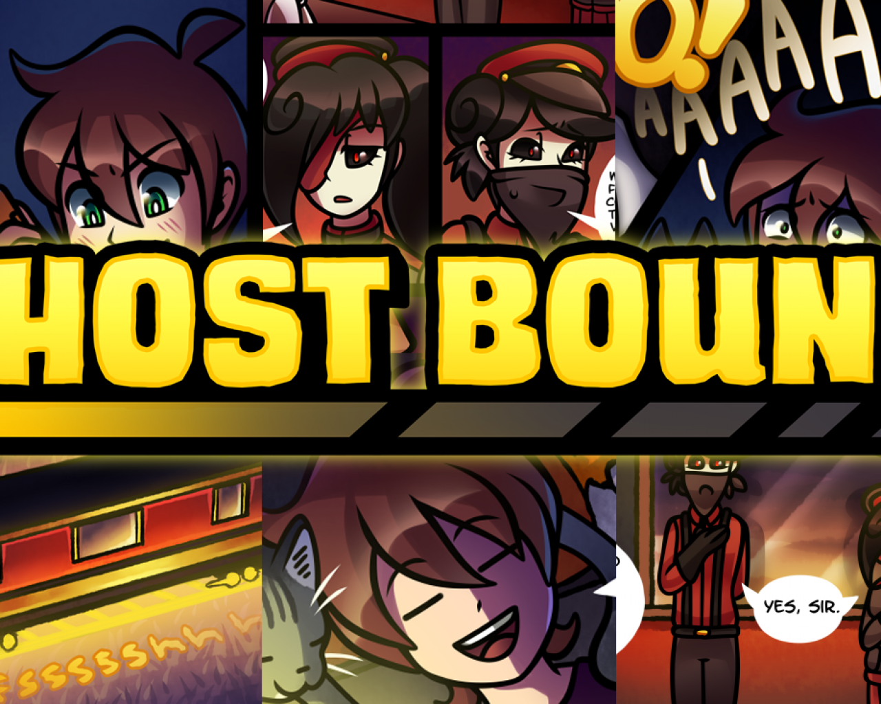 Poster Image for Ghost Bound