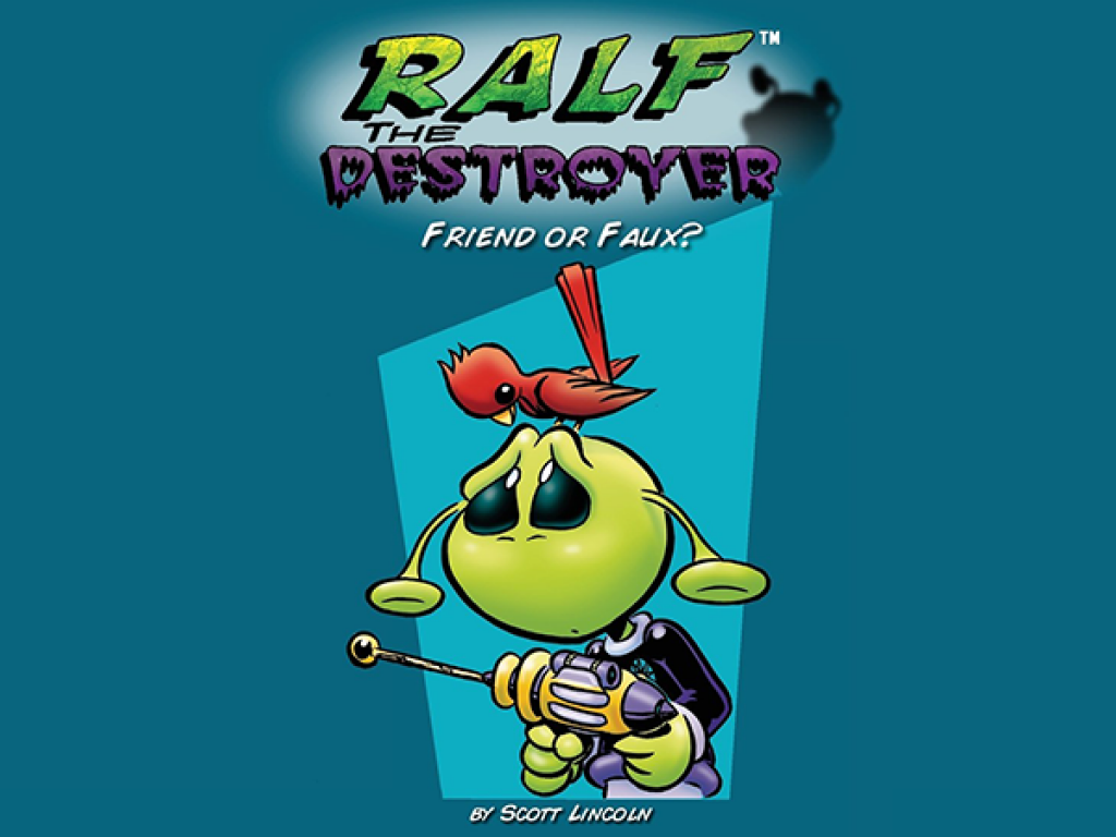 Ralf the Destroyer