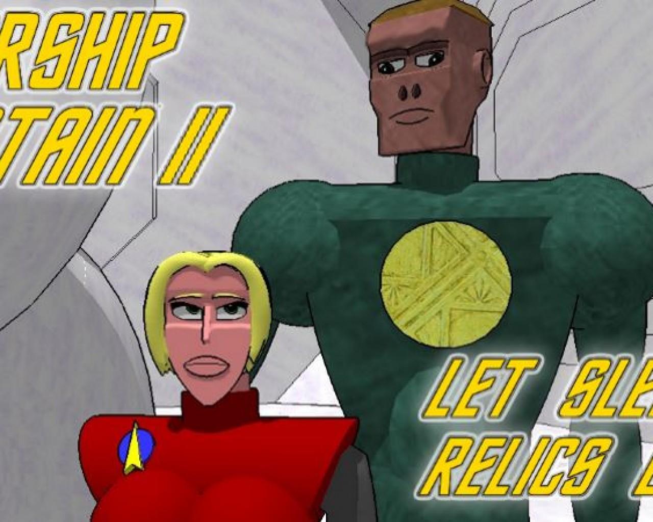 Poster Image for Starship Captain II