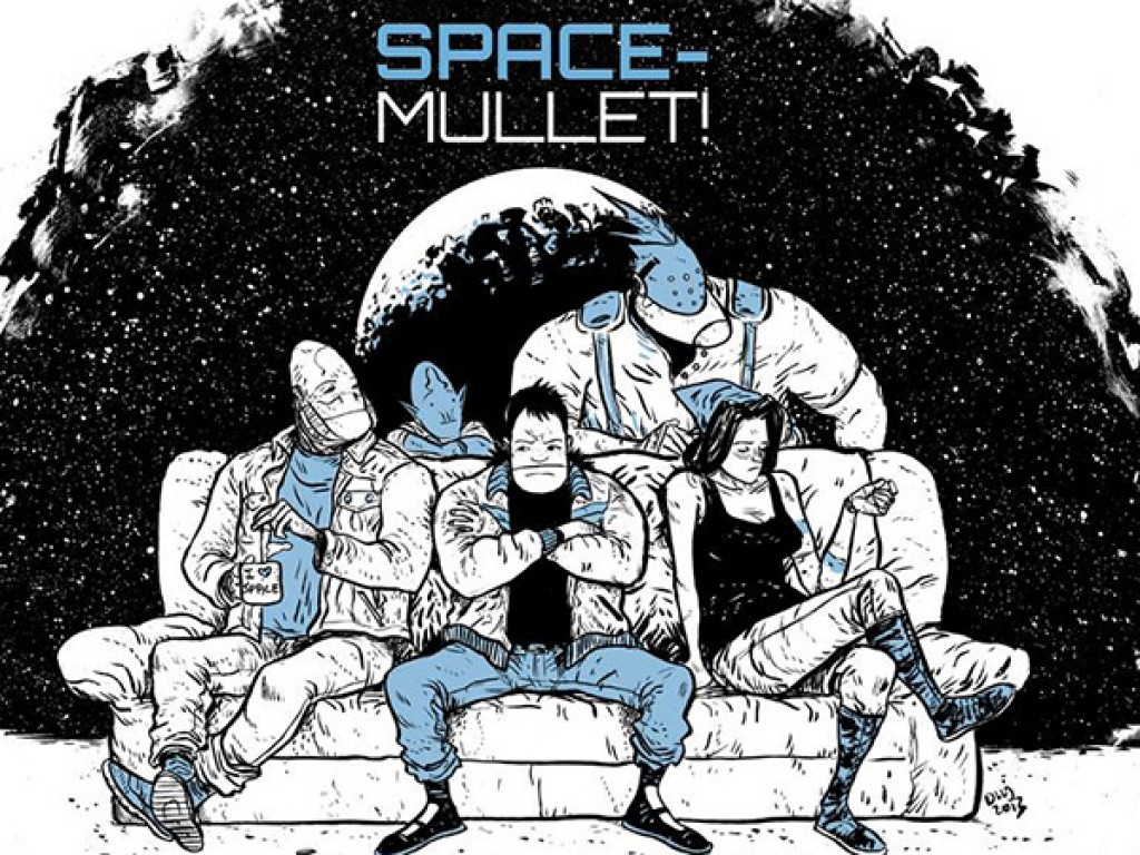 Space-Mullet