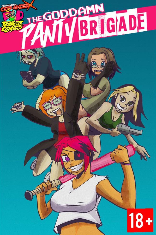 The Goddamn Panty Brigade