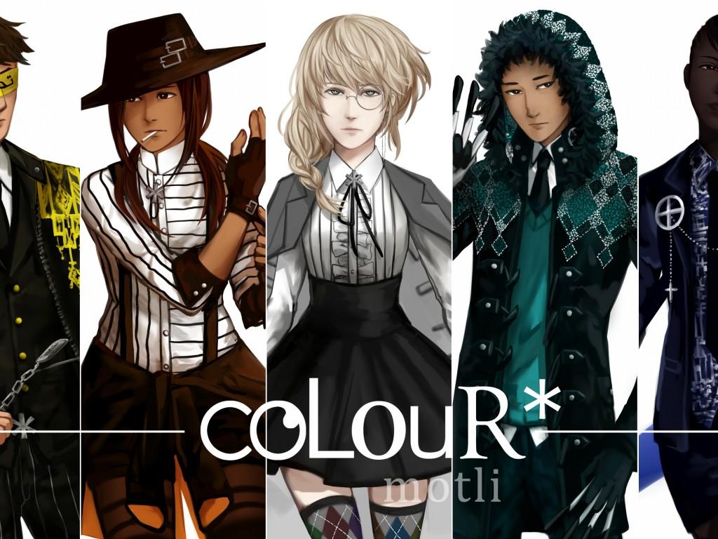 coLouR*