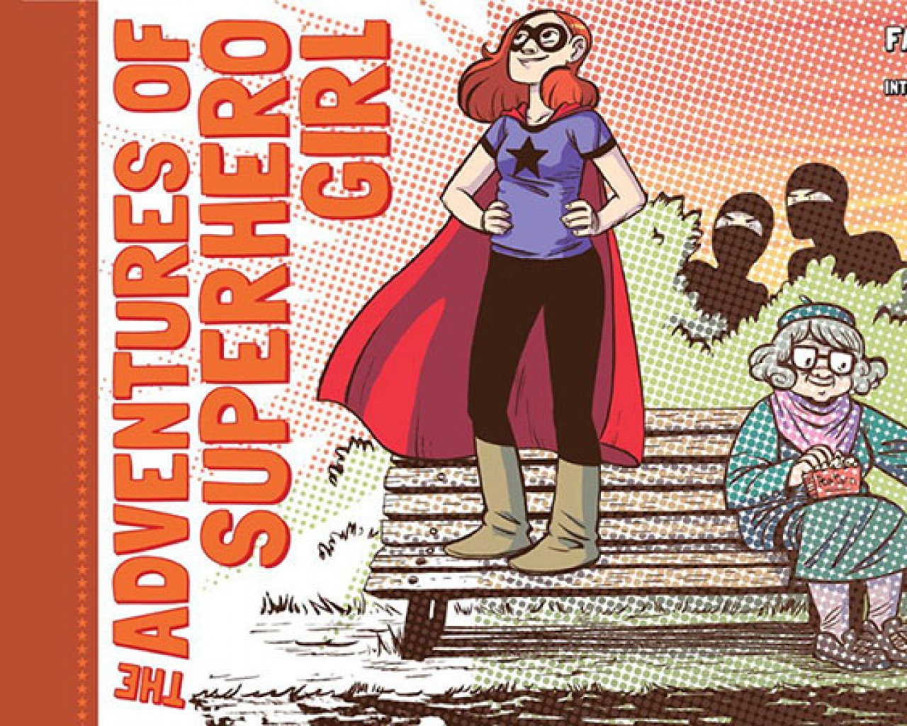 Poster Image for The Adventures of Superhero Girl