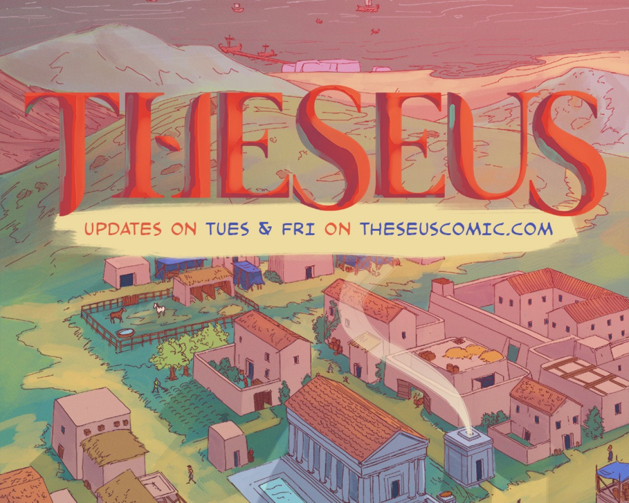 Poster Image for Theseus