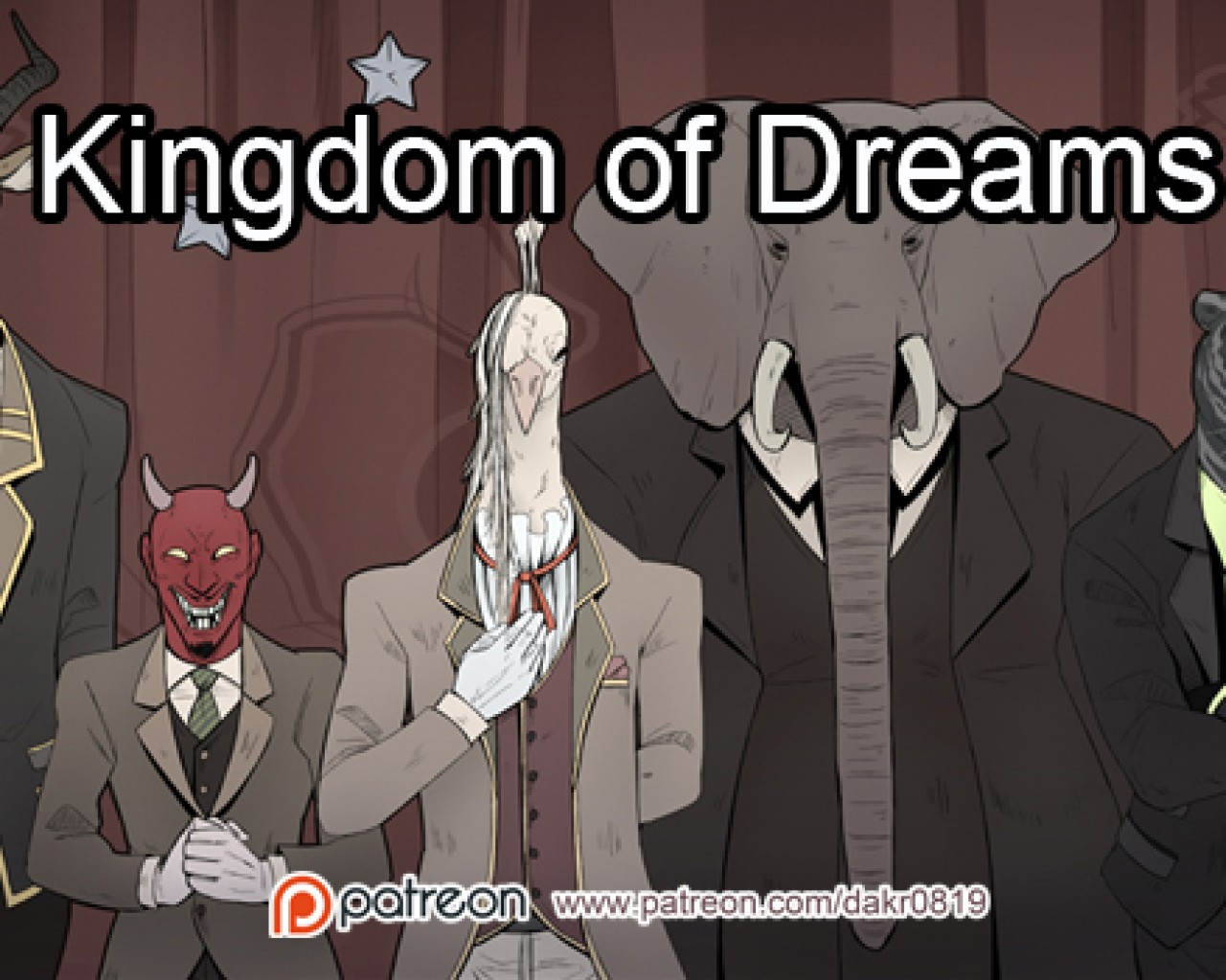 Poster Image for Kingdom of Dreams