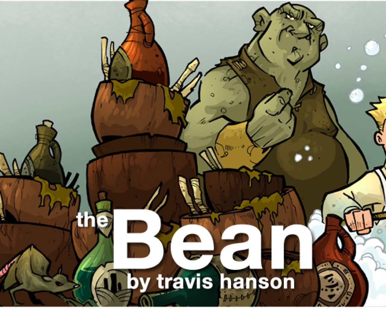 Poster Image for the bean