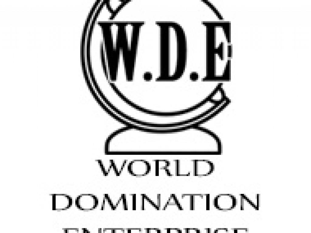 W.D.E - world domination enterprise