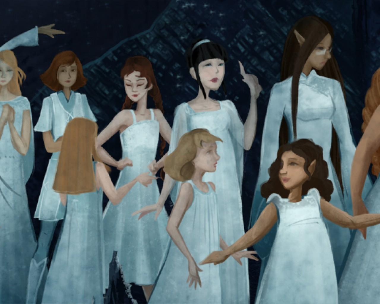 Poster Image for The Crystal Saga