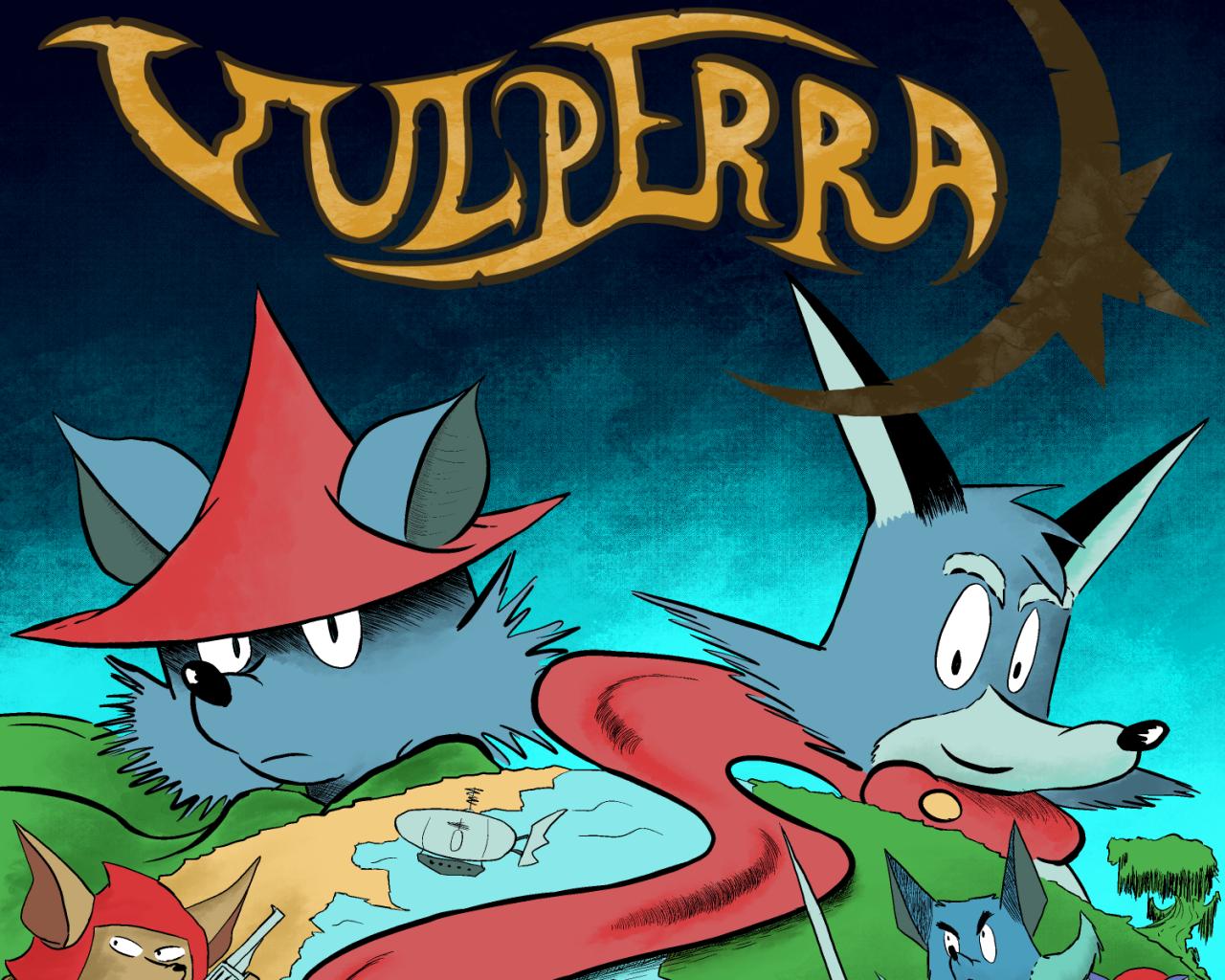 Poster Image for Vulperra