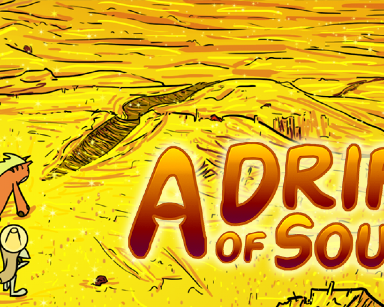 Poster Image for A Drift of Souls