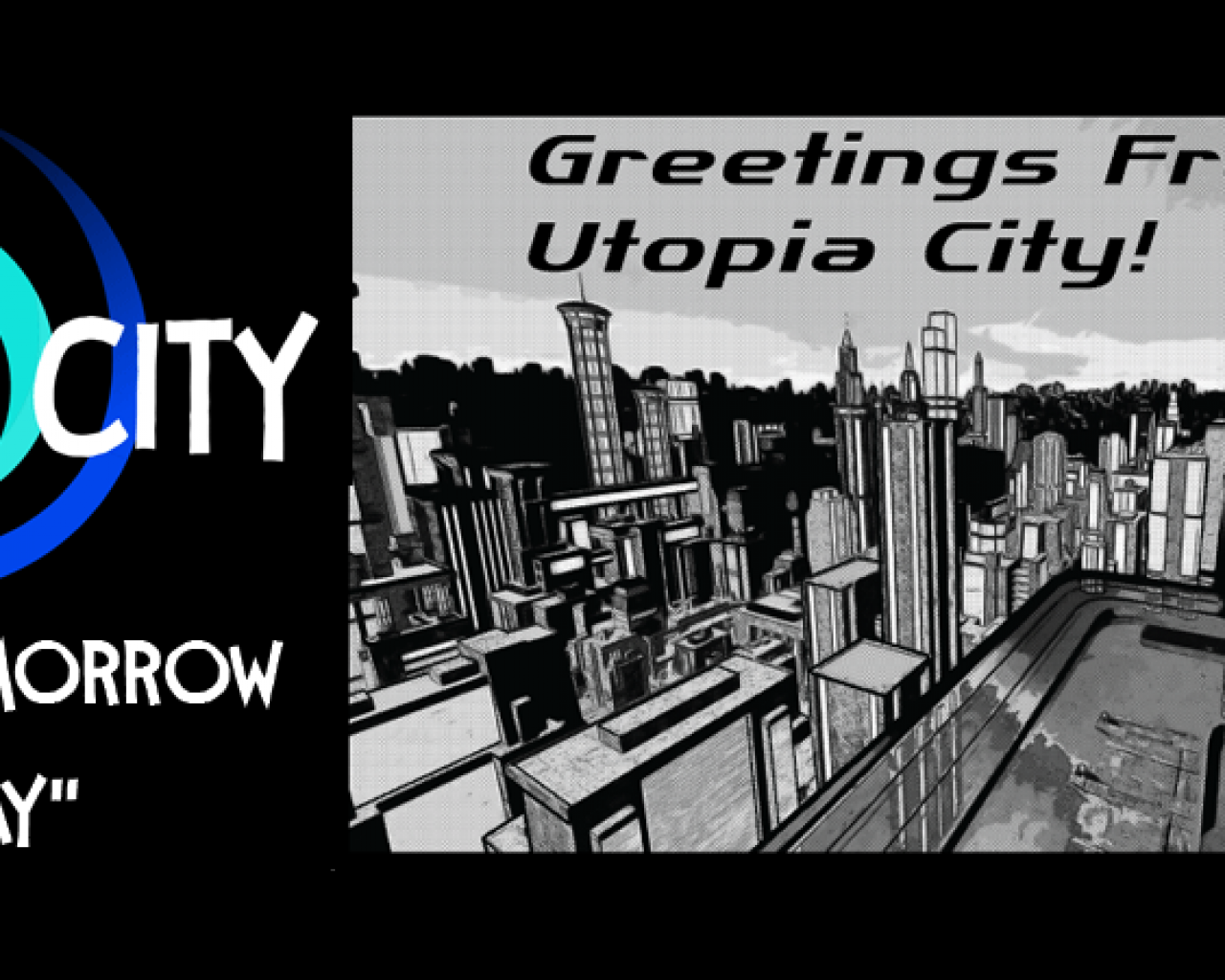 Poster Image for Utopia City