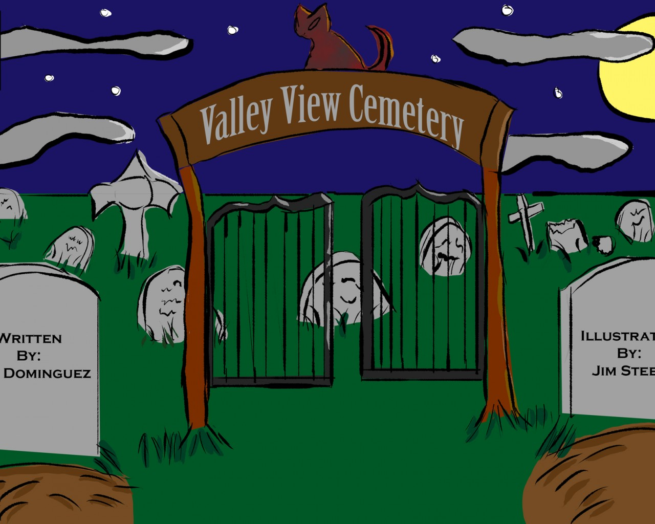 Poster Image for Valley View Cemetery