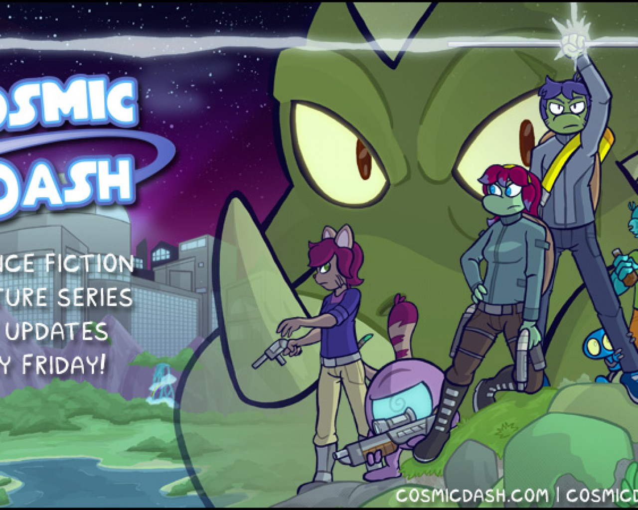 Poster Image for Cosmic Dash